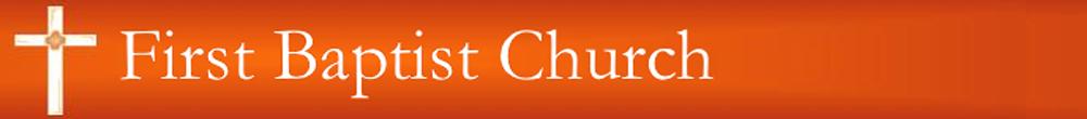 First Baptist Church of Washington, NC