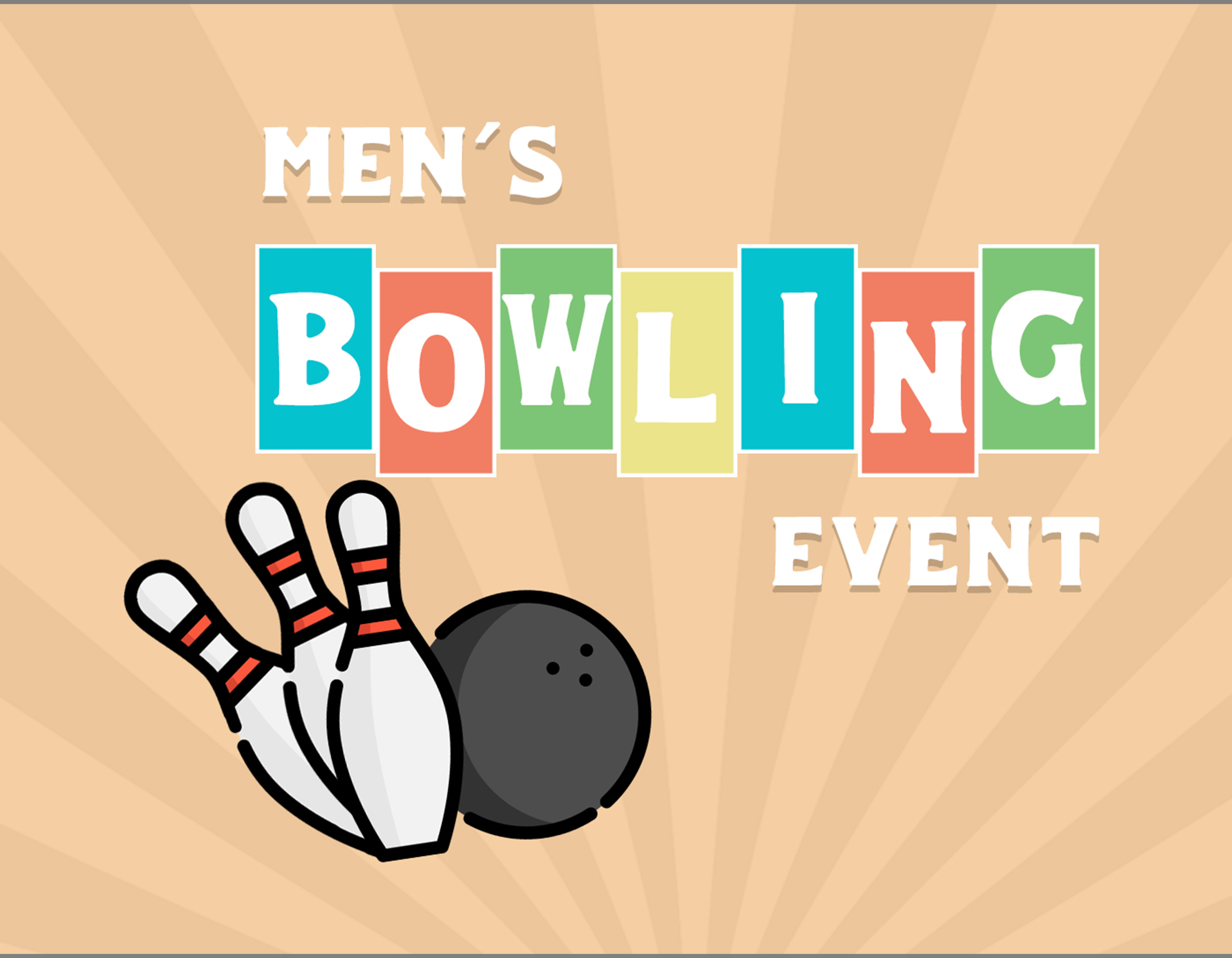 Men's Bowling Event