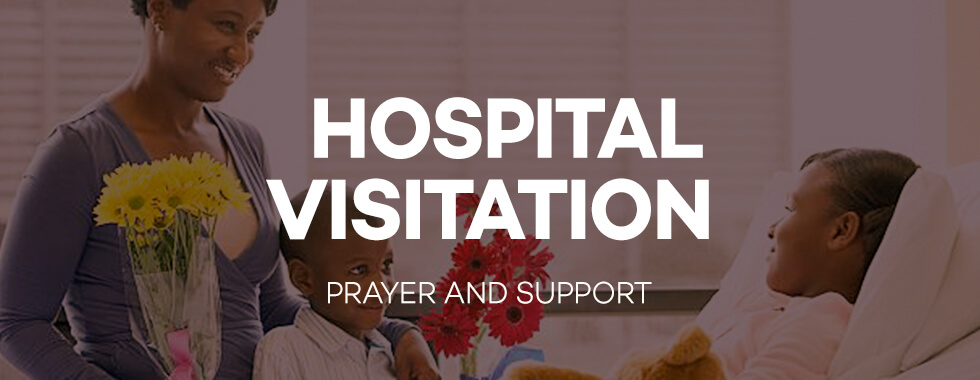 Hospital Visitation Request Form