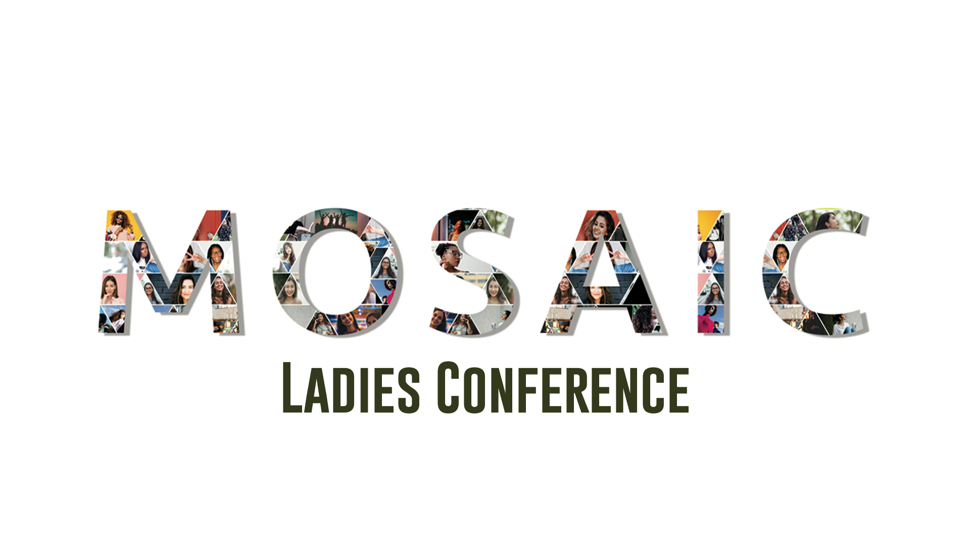 Ladies Conference MOSAIC Registration 2021
