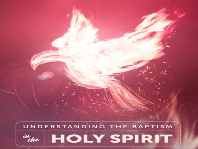 Understanding The Baptism In The Holy Spirit Class Interest Form