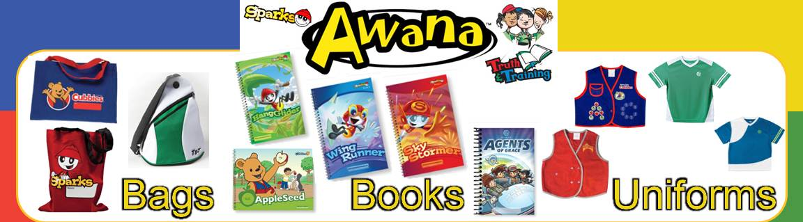 Awana Registration: Step 3